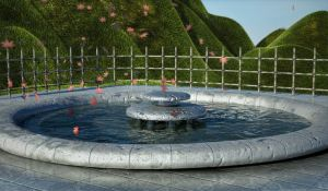Realistic Water in 3DS Max by cgrats