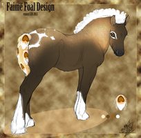 311 Foal Design by Scutterland