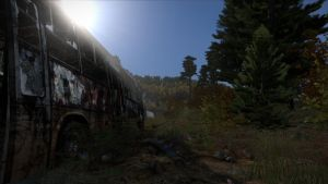 DayZ  - The Bus by guyver1