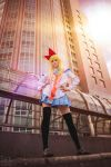Chitoge Kirisaki - offended by Mimioni