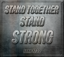 Stand Strong by Christsaves