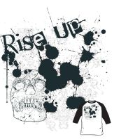Rise Up Tee by NeoZeroX