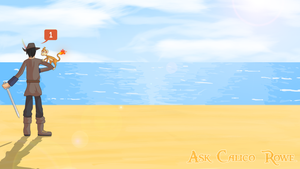 Ask Calico Rowe! by AlwxIV