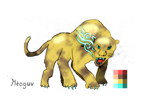 The Meoguu by CursedBluto