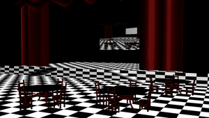 MMD Club Stage by mbarnesMMD