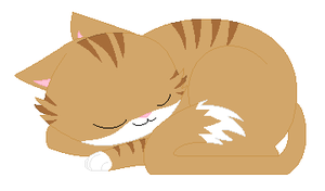 Little Kitty Cat Request by BlizzardIceFox