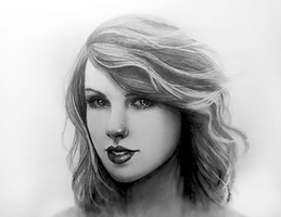 Taylor Swift by maeve88