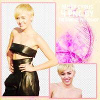 miley cyrus vma by The Vampire Photoshop by ForeverSmile13