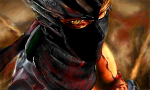 Open your eyes Ryu Hayabusa - Ninja gaiden by MukuRokU