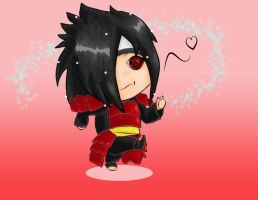 Chibi Madara Post-Valentine by kshinigami