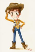 Woody by Chibi-Joey