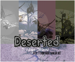 TEXTURE PACK 15 - Deserted by chazzief