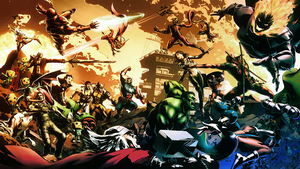 MvC3 Wallpaper 1080 by GrandmasterX