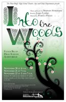 Into the Woods poster by Memnalar