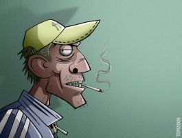 Urban Guy Profile by TomBerryArtist