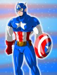 Captain America by bocodamondo