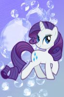 Rarity iPhone Wallpaper by Serendipity37