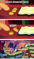 How to get Twilight's attention by Scarecrow113