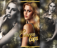 Web Work Claire Holt by AlyaSedunova