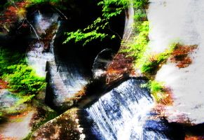 'nother waterfall by Sepheralis