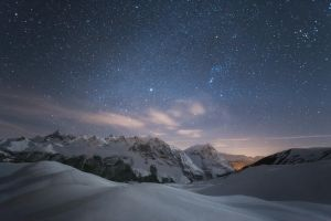 The Winter Sky by RobertoBertero