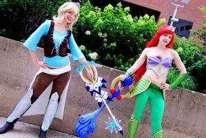 Princesses of Heart 4 by EvieE-Cosplay