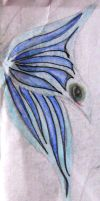 Butterfly wing by MusicRulzMyMind