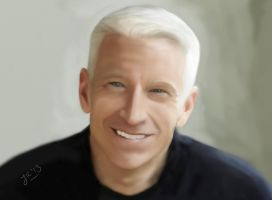 Anderson Cooper by Jake-Kot