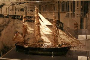 STOCK: Colonial Ship by SnowPhotography