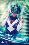 DJ Sona - League of Legends by mariesturges