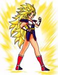Super Saiyan Usagi by Maelstromknight