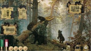 Outdoor Living - Bear - Desktop for Rainmeter by ionstorm01