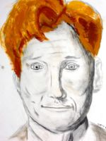 Conan O'Brien by hugomaster5