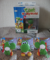 Yoshi's woolly world limited edition by Twilightberry
