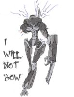 I Will Not Bow by CrashLegacy