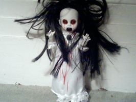 Banshee Living Dead Doll by monsterain