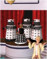 10-05-12 Davros and the Supremes by aldemps