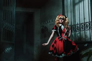 Arkham City by Lady-I-Hellsing