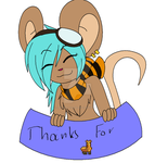 Thanks!!! by Jet-the-Fox2002