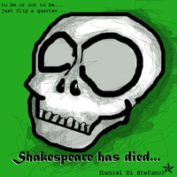 Shakespeare has died by Kuu-ish