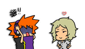 TWEWY - ..... Friends by KimYoshiko