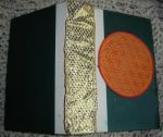 1st Altered Book, Cover by angelstar22