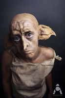 Dobby - Harry Potter by Prettyscary