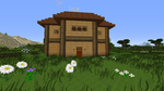 My House in Minecraft by chick17
