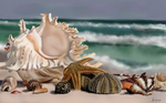 The gifts of the sea - I doni del mare by Saryetta86