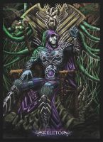 SKELETOR by angelcanohn