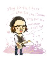 Sing for Life by amoykid