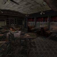 [Silent Hill 3] Diner by shprops4xnalara