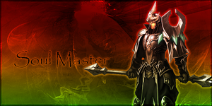 soul master in photofiltre by DubleD