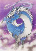 ACEO Trade - Eloren by SilveryNova